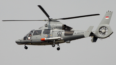 HS-4210 - Eurocopter AS-565MBe Panther  - Indonesia - Navy