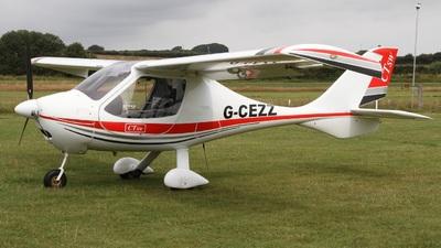 G-CEZZ - Flight Design CTSW - Private