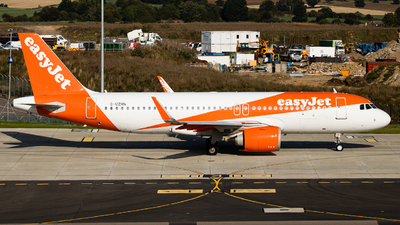 A picture of GUZHN - Airbus A320251N - easyJet - © Zach ldn_avphoto