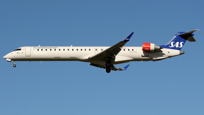 EI-FPC - Bombardier CRJ-900LR - Scandinavian Airlines (Cityjet)