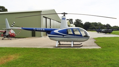 A picture of GHVER - Robinson R44 Raven II - [11754] - © Glyn Charles Jones