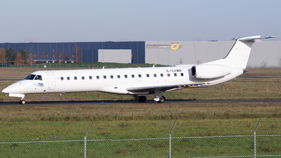 A picture of GCHMR - Embraer ERJ145MP - Eastern Airways - © Baptiste Prevost