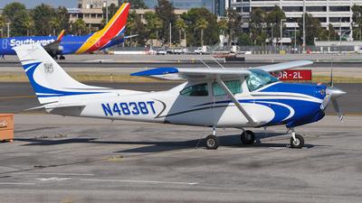 N4838T - Cessna TR182 Turbo Skylane RG - Private