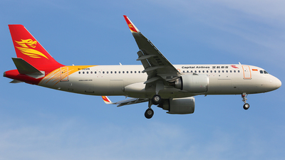 A picture of B322N - Airbus A320251N - Capital Airlines - © TMC_LOU8