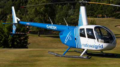 A picture of GNESH - Robinson R44 Clipper II - [11609] - © Bradley Bygrave