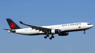 A picture of CGEFA - Airbus A330343 - Air Canada - © Kris Van Craenenbroeck