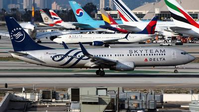 N3755D - Boeing 737-832 - Delta Air Lines