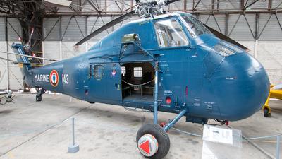 143 - Sud-Est HSS-1 - France - Navy