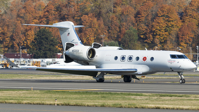 N502GS - Gulfstream G500 - Gulfstream Aerospace