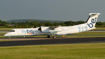G-JECN - Bombardier Dash 8-Q402 - Flybe