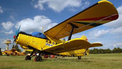 HA-MBD - PZL-Mielec An-2 - Szemp Air