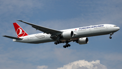 TC-LJH - Boeing 777-3F2ER - Turkish Airlines
