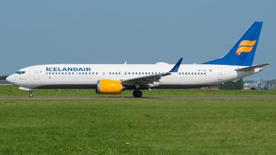 A picture of TFICA - Boeing 737 MAX 9 - Icelandair - © R Skywalker