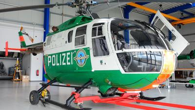 D-HSAB - MBB Bo105CBS-5 - Germany - Police