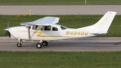 N4948U - Cessna 210E Centurion - Private