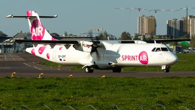 A picture of SPSPF - ATR 72500(F) - Sprint Air - © Oleksandr Naumenko