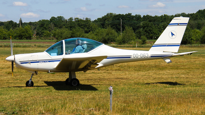 OO-D63 - Fly Synthesis Texan - Private