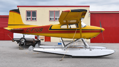 C-FIUB - Cessna 180 Skywagon - Private