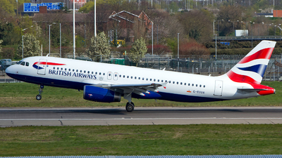 A picture of GEUUA - Airbus A320232 - British Airways - © M. Azizul Islam