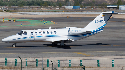 EC-KQO - Cessna 525B CitationJet 3 - Tag Aviation España