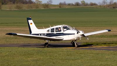 A picture of DELLC - Piper PA28161 Warrior II - [288116178] - © Julian Azeroth