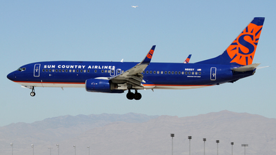 N816SY - Boeing 737-8Q8 - Sun Country Airlines