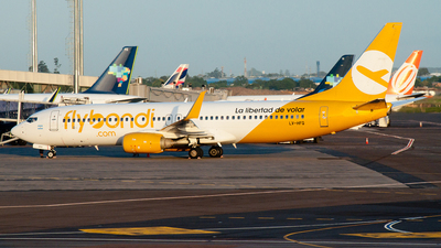 A picture of LVHFQ - Boeing 7378BK - [33029] - © Renan Araújo
