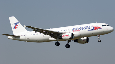 A picture of YLLCM - Airbus A320211 - [0244] - © Łukasz Stawiarz