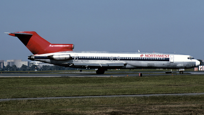 N270US - Boeing 727-251 - Northwest Airlines