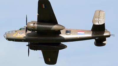 PH-XXV - North American B-25N Mitchell - Duke of Brabant Air Force (DBAF)