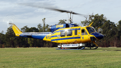 N254SM - Bell 214B - Private