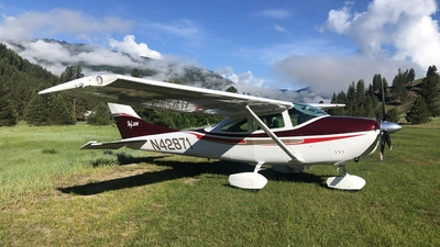 N42871 - Cessna 182L Skylane - Private