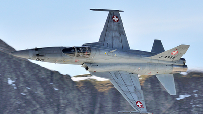 J-3095 - Northrop F-5E Tiger II - Switzerland - Air Force