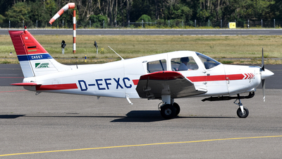 A picture of DEFXC - Piper PA28161 Cadet - [2841051] - © LukasAndreas