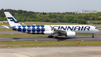 A picture of OHLWL - Airbus A350941 - Finnair - © LUSU