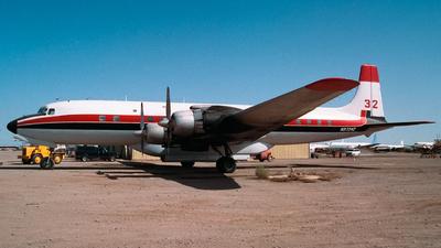 N9734Z - Douglas DC-7C Seven Seas - T & G Aviation