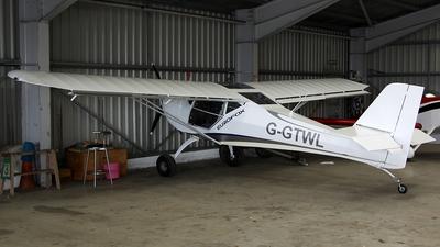 G-GTWL - Aeropro Eurofox 912(IS) - Private