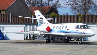 RA-09004 - Dassault Falcon 20C - Gazpromavia