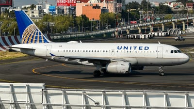 A picture of N819UA - Airbus A319131 - United Airlines - © ER Spotter 777