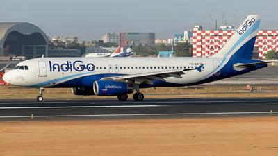A picture of VTIEX - Airbus A320232 - IndiGo - © Sanskar nawani