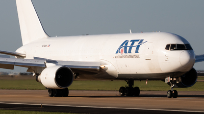 N714AX - Boeing 767-223(BDSF) - Air Transport International (ATI)