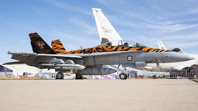 A21-116 - McDonnell Douglas F/A-18B Hornet - Australia - Royal Australian Air Force (RAAF)