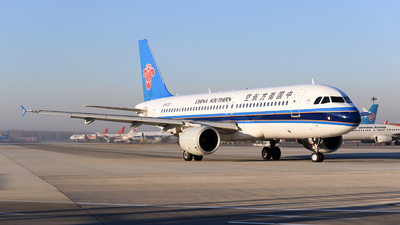 B-6737 - Airbus A320-214 - China Southern Airlines