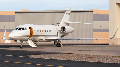 A picture of N119EM - Dassault Falcon 2000EX - [137] - © Sandra