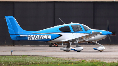 N108CZ - Cirrus SR22T-GTS - Private