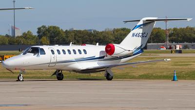N462CJ - Cessna 525 Citationjet CJ3 - Private