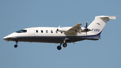 I-FXRG - Piaggio P-180 Avanti II - K-Air