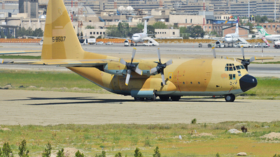 5-8507 - Lockheed C-130H Hercules - Iran - Air Force