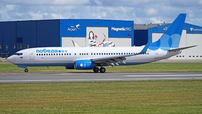 VP-BGQ - Boeing 737-8LJ - Pobeda