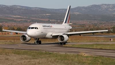 F-GRHG - Airbus A319-111 - Air France